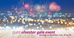 «pure silvester gala event»